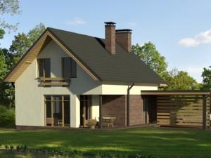 Protingas namas - pvz. projektas